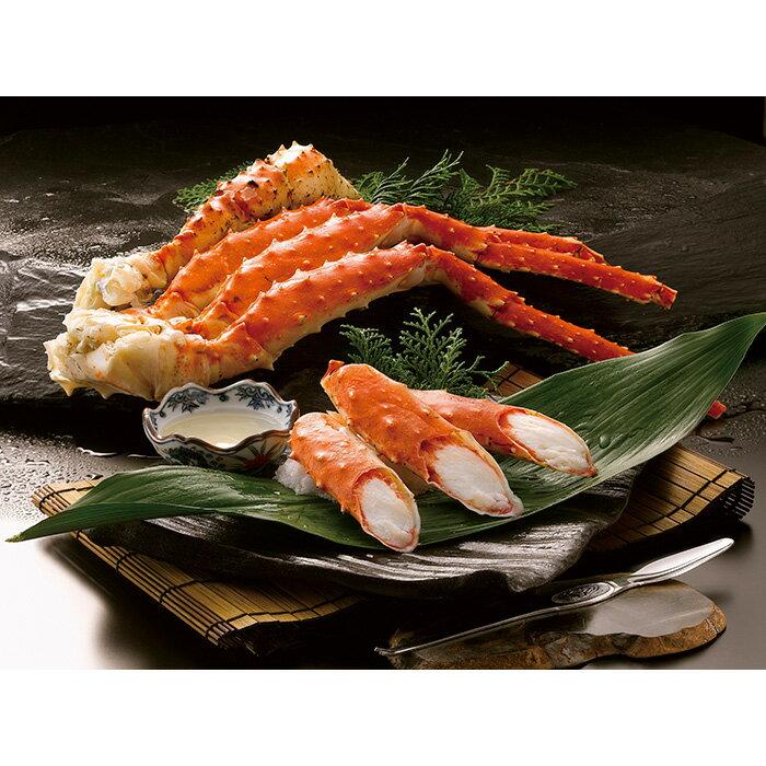 [超特大・極太5Lサイズ]本たらば蟹ボイル脚1kg[08001]