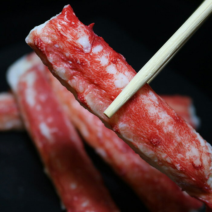 【ふるさと納税】【12月20日決済確定分まで年内配送】タラバガニむき身棒肉 A-60002