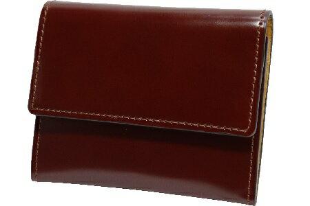 【ふるさと納税】[VD-04] SOMES VD-04 スリムウォレット(ダークブラウン) 革、革製品、財布