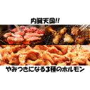 【ふるさと納税】内臓天国 ~3種のホルモンセット~ 【豚肉/ホルモン・お肉・牛肉・焼肉・バーベキュー】