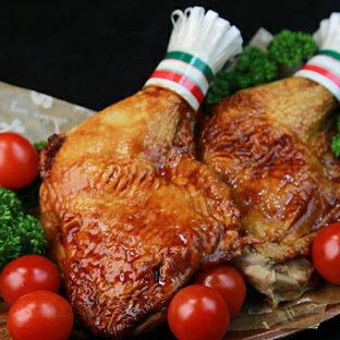 【ふるさと納税】おもて特製ローストチキン8本 【お肉・鶏肉・肉の加工品】 お届け:2021年1月中旬以降順次出荷の画像