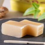 【ふるさと納税】[B-01]北海道産白花豆・ビート使用「ないえバター羊羹」5本