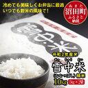 【ふるさと納税】 ななつぼし 北海道 雪中米 10kg 令和2年産