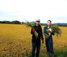【ふるさと納税】【玄米】令和元年産助安農場のゆめぴりかとななつぼし(各5kg)