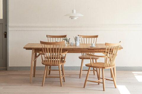 【ふるさと納税】Extension Table Classic+Lilla Aland+Lilla Aland Arm