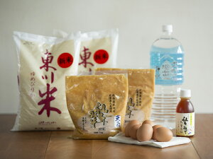 【ふるさと納税】東川産TKGセット(たまごかけごはんセット)