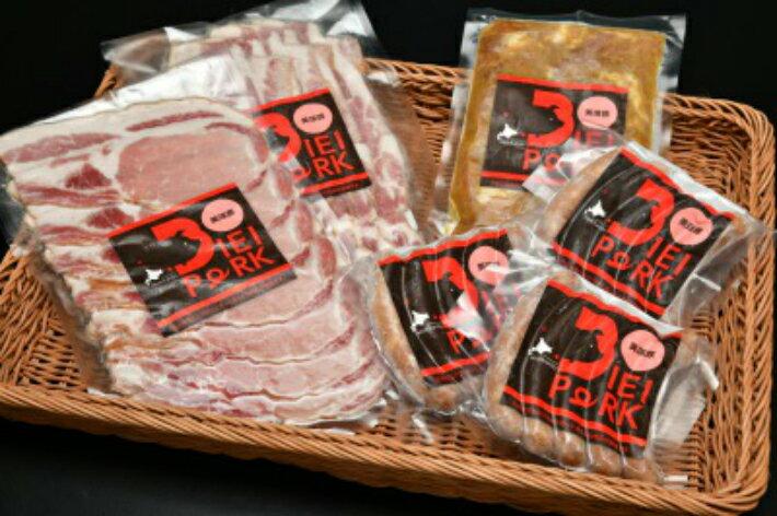 豚肉, セット・詰め合わせ 010-81 A
