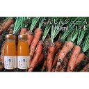 【ふるさと納税】多田農園の畑からお届け!濃厚にんじんジュース