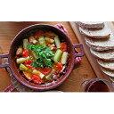 【ふるさと納税】オーガニック野菜のアヒージョセット(3〜4人