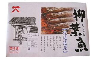 【ふるさと納税】北海道産ししゃも メスM30尾セット 【魚貝類/ししゃも/干物】