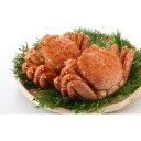 【ふるさと納税】北海道産冷凍毛がに2杯 【蟹・カニ・魚貝類・...