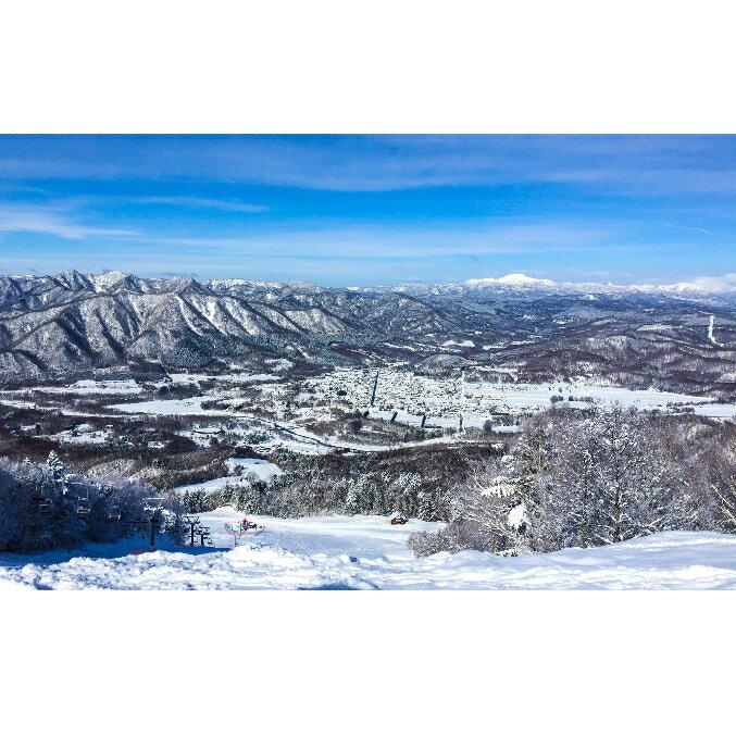【ふるさと納税】HAKUBA VALLEY OTARI 3スキー場共通リフト1日券(小人)2枚