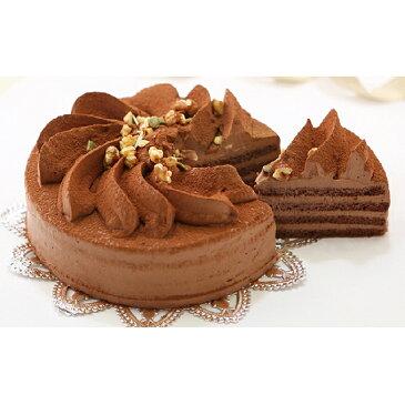 【ふるさと納税】口どけなめらか生チョコケーキ 『フラワーショコラ』  北海道のチョコレートケーキ 【お菓子・スイーツ・ガトーショコラ・チョコレートケーキ・デザート・洋菓子】