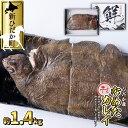 ひだか産 なめたカレイ約1.4kg