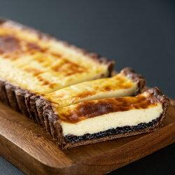 【ふるさと納税】「CHEESECAKE 一厘」チーズケーキ3個セット(プレーン・ブルーベリー・オレンジ) 画像2