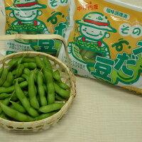 【ふるさと納税】日本農業賞大賞受賞!そのままえだ豆セット