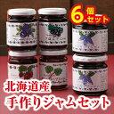 【ふるさと納税】A42-2 北海道産手作りジャムセット