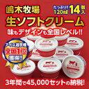 【ふるさと納税】A031-1 牧場の生ソフトクリーム<120ml×14個>...