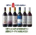【ふるさと納税】C001-1 十勝ワイン赤にこだわったビンテージ6本セット...