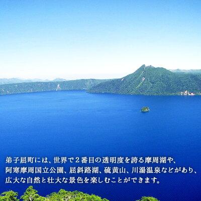 観光名所・摩周湖