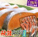 【ふるさと納税】秋鮭ふっくらサーモン【15切れ入り1050g...