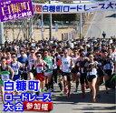 【ふるさと納税】第40回記念 白糠町ロードレース大会参加権【...