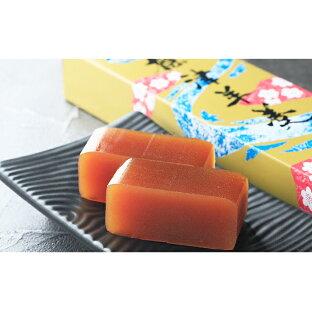【ふるさと納税】北海道 標津羊羹2種詰合せ 【和菓子】の画像