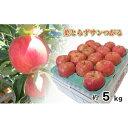 【ふるさと納税】9月 りんご 5kg程度 葉とらず サンつがる 【青森りんご・クール便】 【果物類・林檎・りんご・リンゴ・5kg・サンつがる・つがる】 お届け:2021年9月1日〜2021年9月30日
