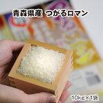 【ふるさと納税】【令和2年産】青森県産つがるロマン10kg【1123677】
