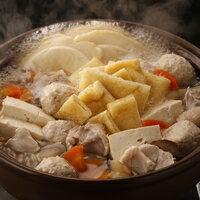 青森地鶏「青森シャモロック」・せんべい汁セット