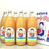 【ふるさと納税】三戸りんごジュース(ストレート)