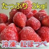 【ふるさと納税】冷凍イチゴ