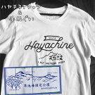 日本百名山早池峰山ハヤチネTシャツ&手ぬぐい※おまけポストカード1枚