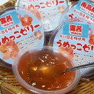【ふるさと納税】添加物不使用うめっこゼリーセット(南高梅・露茜)