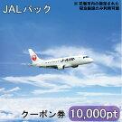 【ふるさと納税】JALパッククーポン券10,000pt