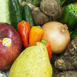 【ふるさと納税】《定期便3ヶ月》イーハトーヴ野菜セット お楽しみ 詰め合わせ 3回(7〜10品)旬 野菜 冷蔵 画像1