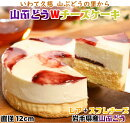 A007【いわて・久慈山ぶどうの里から】山ぶどうWチーズケーキ(直径12cm)