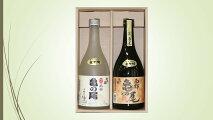 【ふるさと納税】南部亀の尾特別純米酒・本醸造生貯蔵酒セット