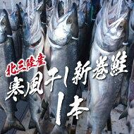 【ふるさと納税】新巻鮭