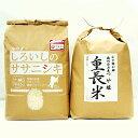 【ふるさと納税】【令和2年産】白石産ササニシキ・つや姫 精米...