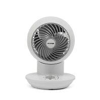 【ふるさと納税】サーキュレーターアイ mini メカ式首振 PCF-SM12-W 【空調・空気清浄機・サーキュレーター・PCF-SM12-W・コンパクト】 お届け:2021年3月下旬?