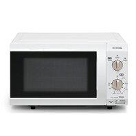 【ふるさと納税】電子レンジ 18L フラットテーブル IMB-F184-6-WPG(西日本用) 【キッチン用品・調理家電】