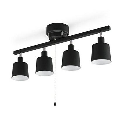【ふるさと納税】4灯シーリングライト ストレート形 CE4LA-20S-B 【電化製品】