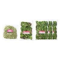 【ふるさと納税】【宮城県栗原産】有機ベビーリーフ&ブロッコリースプラウトのセット
