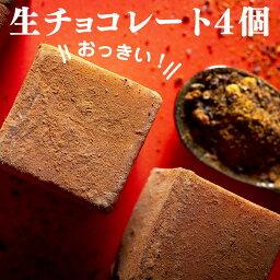 【ふるさと納税】仙台味噌&醤油のおっきな生チョコレート
