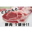 【ふるさと納税】東松島産 豚肉一頭分オーダーカット!!(なんと50kg)