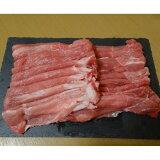 【ふるさと納税】牧場直送JAPAN X 豚モモ2mmスライス/計2.4kg 【お肉・牛肉・モモ】