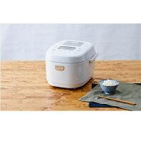 【ふるさと納税】米屋の旨み 銘柄炊き IHジャー炊飯器 5.5合(RC-IK50-W) 【炊飯器・調理家電】