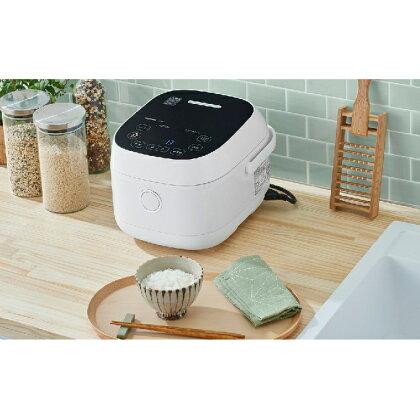 ヘルシーサポート炊飯器 IH 5.5合 RC-IJH50-W 【炊飯器・調理家電】