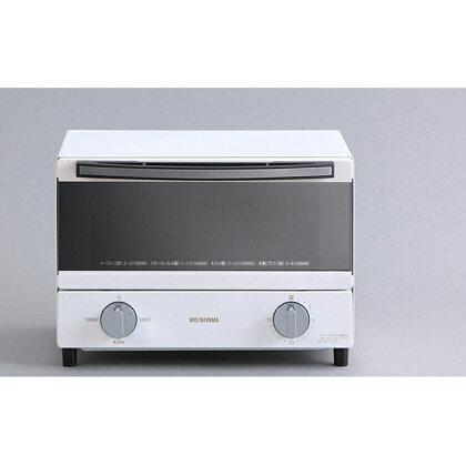スチームオーブントースター 2枚焼き SOT-011-W 【キッチン用品・調理家電】